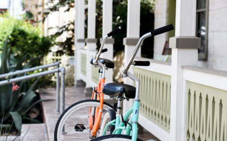 Hotel Giles Bikes